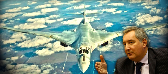 Рогозин, в следующий раз полечу на Ту-160